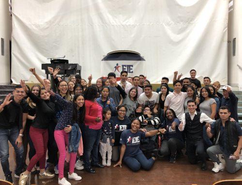 El encuentro Joven devuelve LA ILUSIÓN A LOS ADOLESCENTES