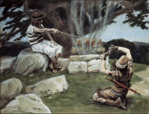 3º – El llamado de Gedeón