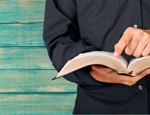 Leer la Biblia diariamente