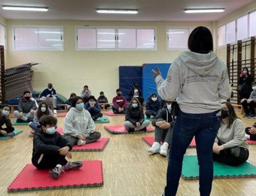 El Instituto Isaac Peral de Torrejón organiza una charla sobre cómo salir de las bandas juveniles
