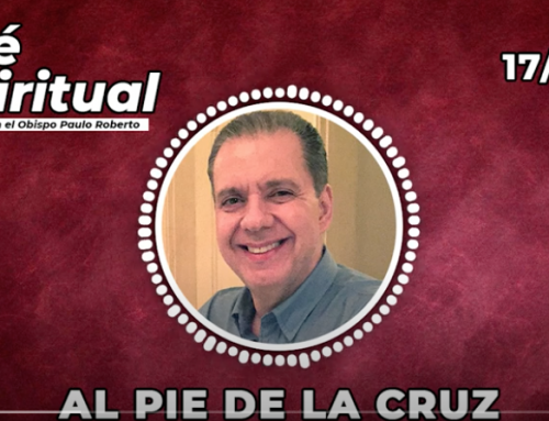 ✝️ Al pie de la Cruz | ☕ Café Espiritual 17/05/21