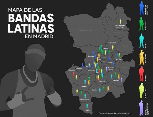 Las bandas latinas ingresan 9,6 M€ anuales en cuotas de pertenencia en Madrid